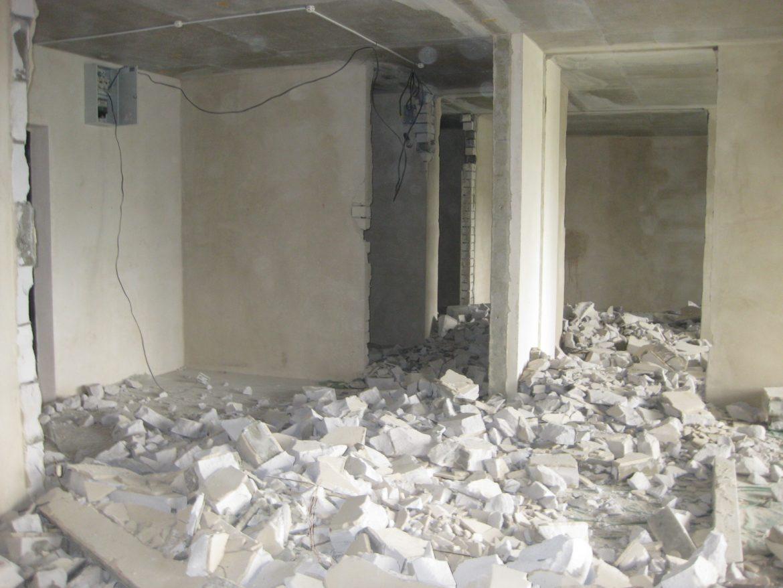 Особенности технологии демонтажа по бетону